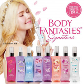 image of BODY FANTASIES 身體幻想 香氛噴霧94ml 多款可選   BODY FANTASIES  Signature Fragrance Body Spray 94ml