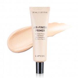 image of 韓國 LAPCOS 超上鏡柔焦無瑕妝前乳30ml   Korea LAPCOS Air-Finish Primer That Assits With Smoothing The Skin's Texture 20ml