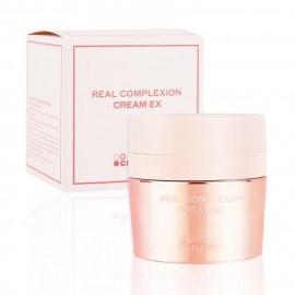image of 韓國 HANSKIN 第二代粉紅玫瑰素顏霜 50g  Korea HANSKIN Real Complexion Cream EX 50g