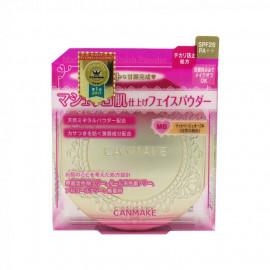 image of 日本 CANMAKE 棉花糖蜜粉餅 (多款可選)  Japan CANMAKE Cotton Candy Face Powder