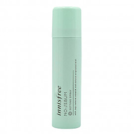 image of 韓國 innisfree 無油無慮控油定妝噴霧 50ml  Korea Innisfree No-Sebum Setting Spray 50ml