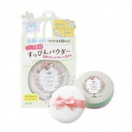 image of 日本CLUB 素顏美肌蜜粉餅 26g#白色花束   Japan CLUB Cosmetics Suppin Powder 26g  #White Floral Bouquet