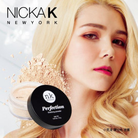 image of 美國Nicka.K 經典細緻透亮蜜粉 6g   Nicka.K  Perfection Finishing Powder 6g