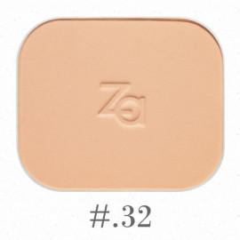 image of 日本 SHISEIDO 資生堂 ZA 美白煥顏兩用粉餅 SPF20/PA++ 9g #.32 粉嫩  Japan SHISEIDO  ZA True White Two-Way Foundation SPF20/PA++ 9g #.32