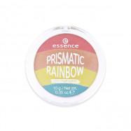 image of 德國 essence 艾森絲 彩光提亮粉餅 10g    Germany essence Prismatic Rainbow Glow Highlighter 10g