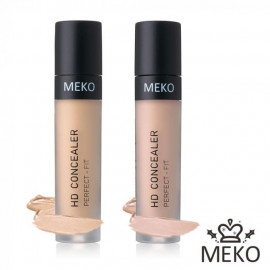 image of MEKO 勻色裸光遮瑕蜜6g 白皙/自然 兩色可選   MEKO HD Concealer Perfect-Fit 6g White/Natural Color