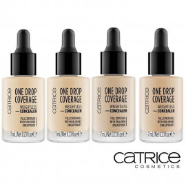 image of 德國 Catrice 無瑕水潤遮瑕液 (四色可選)   Germany Catrice Cosmetics  One Drop Coverage Weightless Concealer