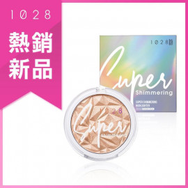 image of 1028 久耀閃閃打亮盤 炫光金   1028 VISUAL THERAPY Super Shimmering GOLDEN GLOW Highlighter