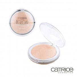 image of Catrice礦物光綻打亮餅8g  Catrice Cosmetics High Glow Mineral Highlighting Powder 8g