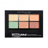 image of MAYBELLINE 媚比琳 五顏六色調色遮瑕盤 6g    MAYBELLINE Color Correcting Kit Ensemble Correcteur Couleur 6g