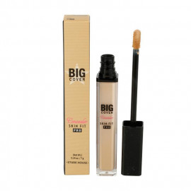image of 韓國 ETUDE HOUSE 完美貼合遮瑕精華 7g N06 深健康膚   Korea Etude House Big Cover Concealer Skin Fit  7g  #N06