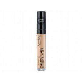 image of 德國 Catrice 亮顏水潤遮瑕液 015健康膚色    Germany Catrice Cosmetics Liquid Camouflage High Coverage Concealer #015