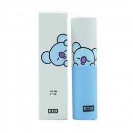 image of 韓國 VT*BT21 保濕飾底乳/保濕提亮棒/保濕修容棒/保濕飾底棒/黑眼圈遮瑕棒03.保濕飾底乳(KOYA)  Korea VT*BT21 Fit On Stick # Primer (KOYA)
