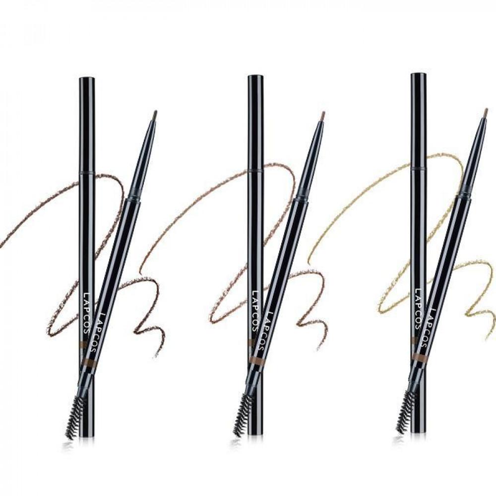 韓國 LAPCOS 超激細好上手眉筆 0.1g    Korea LAPCOS Pro-Touch Brow Pencil 0.1g