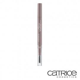 image of catrice 藝術家絲絨眉粉筆 010淺咖啡   Catrice Cosmetics Velvet Brow Powder Artist #010 Light Brown