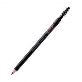 image of 美國 Nicka.K 滑順雙頭眉筆 04可可1g  Nicka.K NEW YORK Eyebrow Pencil 1g #04 Cocoa