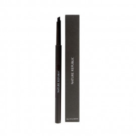 image of 韓國 Nature Republic All-in-One 3D眉彩筆 3   Korea Nature Republic All-in-One 3D Eyebrow Pencil #3