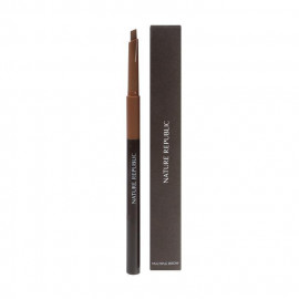 image of 韓國 Nature Republic All-in-One 3D眉彩筆 1  Korea Nature Republic All-in-One 3D Eyebrow Pencil #1