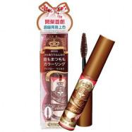 image of 日本 MAJOLICA MAJORCA 戀愛魔鏡 焦糖魔法眉睫兩用膏 4.5g NOBR555 栗子焦糖(MJ)  Japan Majolica Majorca Brown Brow & Lash Colorist Mascara 4.5g #BR555