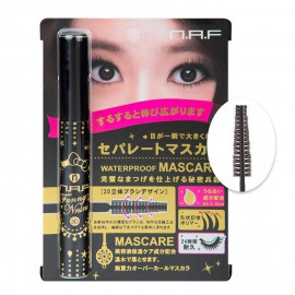 image of NAF 3D根根分明睫毛膏(輕羽飛翹型) 8mL   NAF 3D Waterproof Mascara 8mL
