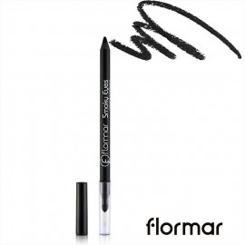 image of 法國 Flormar 奇幻之旅 煙燻防水眼線 1.14g 煙燻黑  France Flormar Smoky Eyes Waterproof Eyeliner Carbon Eyes Black 1.14g