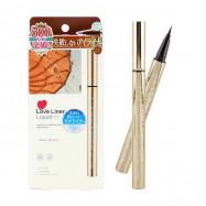 image of 日本 msh Love Liner 隨心所慾防水極細眼線液 #.優雅褐 0.55mL  Japan MSH Love Liner Liquid Eyeliner 0.55mL #. Baby Brown