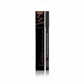 image of 韓國 Larvore 持久防水眼線膠筆 0.5g 02深棕  Korea Larvore Forever Fit Gel-Pencil Liner 0.5g # 02 Brown