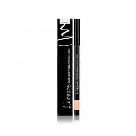image of 韓國 Larvore 持久防水眼線膠筆 0.5g 01淺棕  Korea Larvore Forever Fit Gel-Pencil Liner 0.5g # 01 Beige