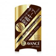 image of 日本 AVANCE 長效不暈染防水速乾眼線液 深咖色   Japan AVANCE Liquid Eyeliner #Dark Brown