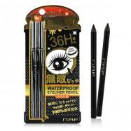 image of NAF 36H 超防水持久眼線膠筆(1+1口碑好評限定組)深夜極黑 1.5g╳2支    NAF 36H  Waterproof Eyeliner Pencil 1.5g╳2