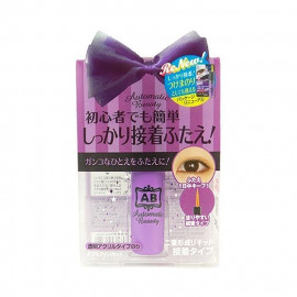 image of 日本 AB 隱形塑眼膠水(速效版) 4.5ml  Japan Automatic Beauty Double Eye Liquid 4.5ml