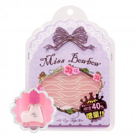 image of Miss Bowbow 撥撥小姐 隱形雙眼皮貼溫和版 附白膠 5mL/42回  Miss Bowbow Natural Double Eyelid Eye Tape with Glue (42 Pairs)