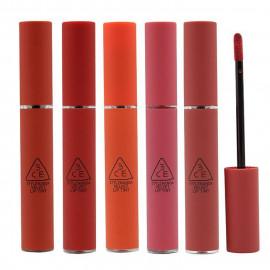 image of 韓國 3CE 天鵝絨霧面唇釉 4g (多款可選)   Korea 3CE Velvet Lip Tint 4g