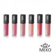 image of MEKO 微醺柔霧液態唇膏6g (多色可選)   MEKO bEAUTY Make-Up Silky Matt 6g