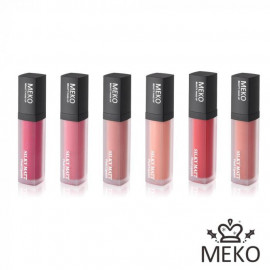 image of MEKO 微醺柔霧液態唇膏6g (多色可選)   MEKO bEAUTY Make-Up Silky Matt 6g