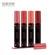 image of Solone 絨化妳心霧面唇彩 (四色任選)    Solone Makeup & Beauty MELTED CREAM LIP TINT