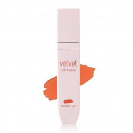 image of 韓國 MISSHA 天鵝絨唇彩 4.5ml CR01 維斯塔   Korea Velvet Lip Fluid 4.5ml #CR01 SUNNY UP