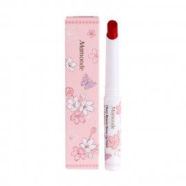 image of 韓國 Mamonde 櫻花唇筆 2g 01玫瑰  Korea Mamonde Cherry Blossom Skinny Lip Pencil 2g #01 Red Blossom