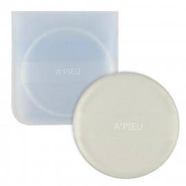 image of 韓國 Apieu 手持矽膠粉撲 1入 (氣墊粉餅可用)    Korea Apieu Handy Silicone Powder Puff  1 Pcs