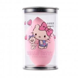 image of Hello Kitty 美妝蛋 切面型   Hello Kitty Egg Powder Puff  #Cutting