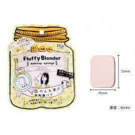 image of Belle Madame 貝麗瑪丹 棉花糖海綿 長方形 / 6入   Belle Madame Fluffy Blender Makeup Sponge # Rectangle (6 Pcs)