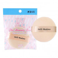 image of Belle Madame 貝麗瑪丹 P211 蜜粉撲 (隨機出貨,不挑款)   Belle Madame P211 Honey Powder Puff