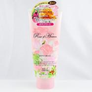 image of 日本 KOSE 高絲 薔薇蜜語潤澤身體乳霜 180g   Japan KOSE Rose Of Heaven Body Cream 180g