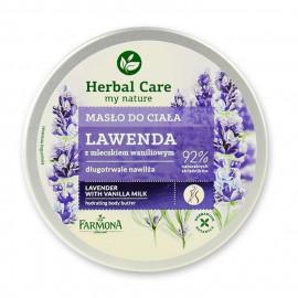 image of 歐洲 Herbal Care 身體滋養霜 200mL #.薰衣草    Europe Herbal Care Body Nourishing Cream 200mL # Lawenda