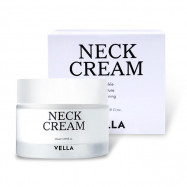 image of 韓國 抗皺緊緻亮白頸霜(熨斗霜) 50ml   Korea VELLA Neck Cream 50ml