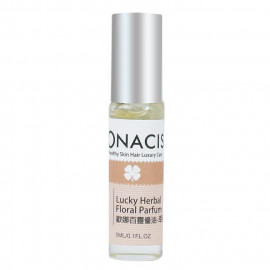 image of ONACIS 歐娜 百靈優油 5mL #.幸運草   ONACIS Lucky Herbal Floral Parfum 5mL