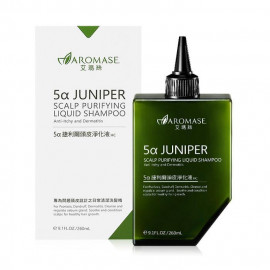 image of 艾瑪絲 AROMASE 5α捷利爾頭皮淨化 HC 260mL    AROMASE 5a JUNIPER Scalp Purifying Liquid Shampoo HC 260mL