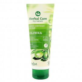 image of 歐洲 Herbal Care 護手霜 100mL #.橄欖蘊活極效滋潤   Europe  Herbal Care  Nutritional Hand Cream 100mL #.Olive