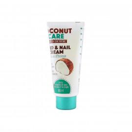 image of 歐洲 Coconut Care 椰子油潤手護甲霜100ml   Europe Coconut Care  Hand & Nail Cream 100ml
