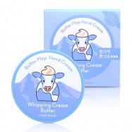 image of 韓國 ETUDE HOUSE 奶油護手霜 25ml 2打泡奶油-甜粉香   Korea ETUDE HOUSE Butter Plop Hand Cream 25ml # 2 Whipping Cream Butter